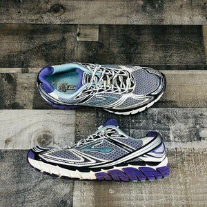 Brooks Ghost 5 Mogo Running Shoes Sneakers Sz 9.5